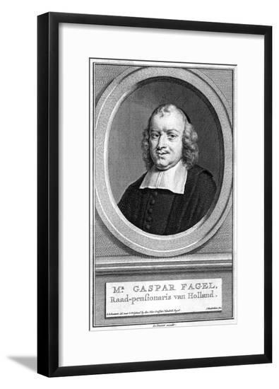 Gaspar Fagel-Hendrik Fagel-Framed Giclee Print