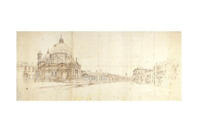Santa Maria Della Salute and the Grand Canal, Venice