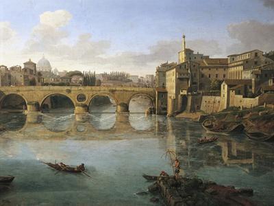 View of Ponte Sisto