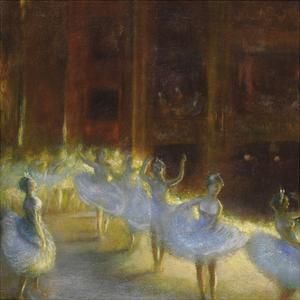 The Ballet by Gaston La Touche