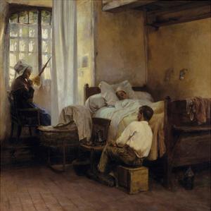 The First Born by Gaston La Touche