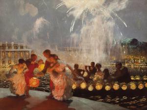 The Joyous Festival by Gaston La Touche