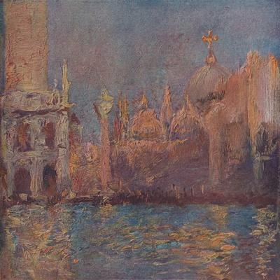 Venice, c19th century, (1911)