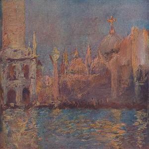 Venice, c19th century, (1911) by Gaston la Touche