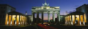 Gate, Brandenburg Gate, Berlin, Germany