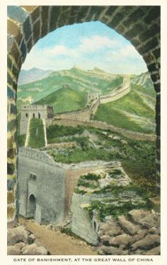 Gate of Banishment, Great Wall of China