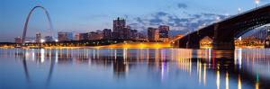Gateway Arch & St.Louis Bridge