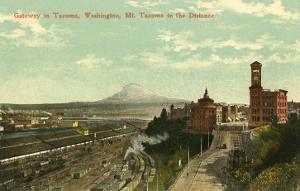Gateway to Tacoma, Washington