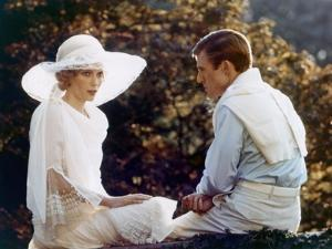 Gatsby le Magnifique THE GREAT GATSBY by Jack Clayton with Robert Redford and Mia Farrow, 1974 (pho