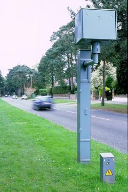 Gatso Speed Camera.2000