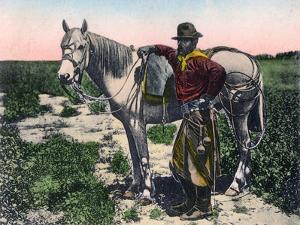 Gaucho, Argentina, Early 20th Century