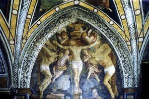 Crucifixion, 16th Century by Gaudenzio Ferrari