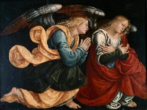 Praying Angels by Gaudenzio Ferrari