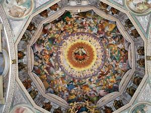 The Concert of Angels, from the Dome, 1534-35 by Gaudenzio Ferrari