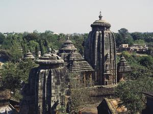 Gauri Shankar Ganesha Temple, Bhubaneshwar, India, 8th Century