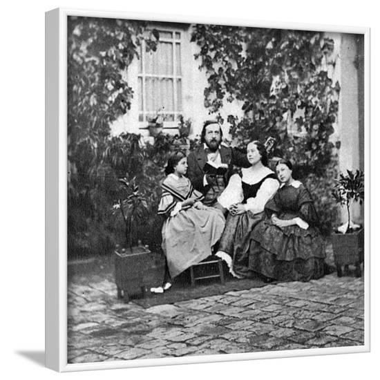Gautier Photo--Framed Photographic Print
