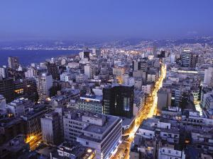 Central District, Beirut, Lebanon by Gavin Hellier