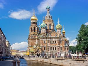 Church on Spilled Blood (Church of the Resurrection) by Gavin Hellier