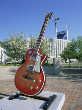 Country Music Hall of Fame, Nashville, Tennessee, United States of America, North America by Gavin Hellier