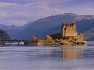 Eilean Donan Castle, Loch Duich, Highland Region, Scotland, UK, Europe by Gavin Hellier