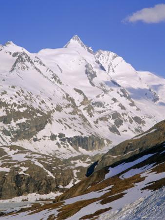 Grossglockner, 3797M, Hohe Tauern National Park Region, Austria by Gavin Hellier