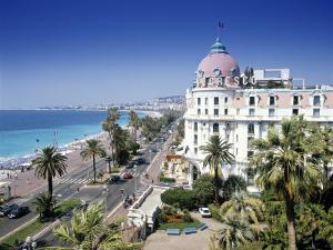 Negresco Hotel, Nice, Cote d'Azur, France by Gavin Hellier