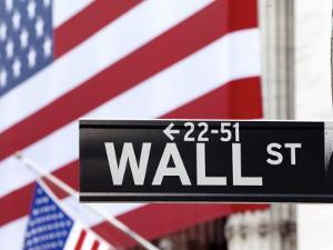 New York City, Manhattan, Downtown Financial District - Wall Street and the New York Stock Exchange by Gavin Hellier