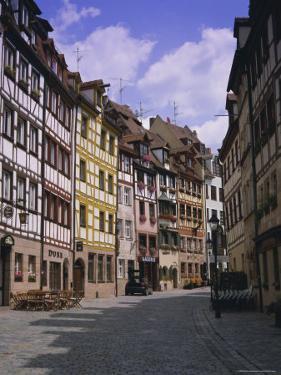 Nuremburg (Nuremberg), Bavaria, Germany, Europe by Gavin Hellier