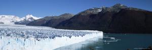 Perito Moreno Glacier and Andes Mountains, El Calafate, Argentina by Gavin Hellier