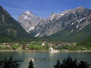 Pertisau, Lake Achensee, Tirol, Austria, Europe by Gavin Hellier
