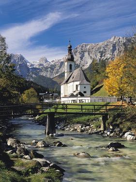 Ramsau, Bavaria, Germany by Gavin Hellier
