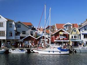 Smogen Fishing Village, Bohuslan Coast, Sweden, Scandinavia by Gavin Hellier