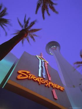 Stratosphere Tower, Las Vegas, Nevada, USA by Gavin Hellier