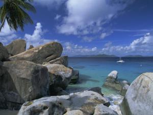 The Baths, Virgin Gorda, British Virgin Islands, Caribbean, Central America by Gavin Hellier