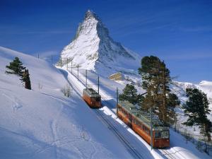The Matterhorn, Zermatt, Switzerland, Europe by Gavin Hellier