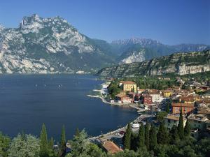 Torbole, Lago Di Garda, Lombardia, Italy, Europe by Gavin Hellier