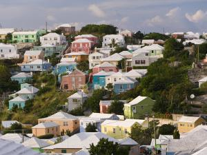 Traditonal Bermuda Houses by Gavin Hellier