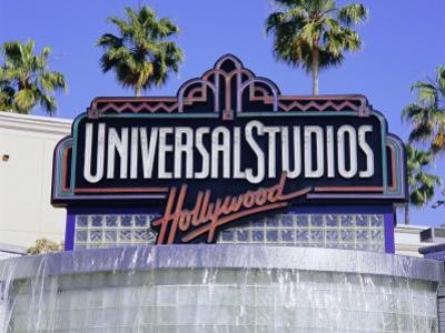 Universal Studios, Hollywood, Los Angeles, California, USA by Gavin Hellier
