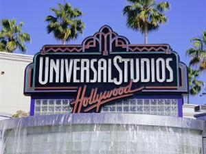 Universal Studios, Hollywood, Los Angeles, California, USA by Gavin Hellier