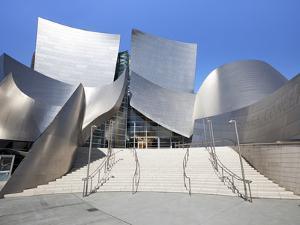 Walt Disney Concert Hall, Los Angeles, California, United States of America, North America by Gavin Hellier