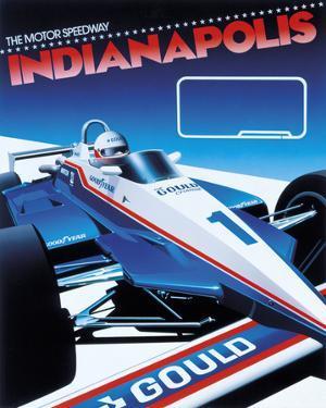 Indianapolis by Gavin Macleod