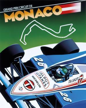 Monaco by Gavin Macleod
