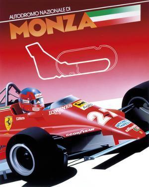 Monza by Gavin Macleod