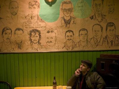 Grafitti Bar, Transylvania