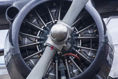 Float Plane Propeller, Alaska