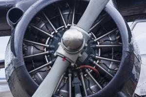 Float Plane Propeller, Alaska by Gavriel Jecan