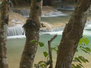 Kuang Si Falls, Laos by Gavriel Jecan