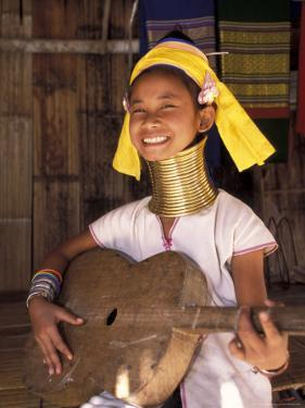 Long Neck Girl, Thailand by Gavriel Jecan