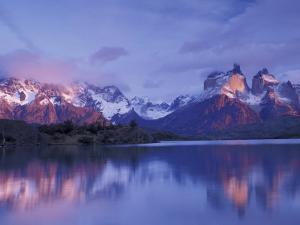 Mt. Southern, Torres del Paine National Park, Patagonia, Chile by Gavriel Jecan
