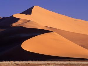 Sand Dunes of the Sesriem and Soussevlei Namib National Park, Namibia by Gavriel Jecan